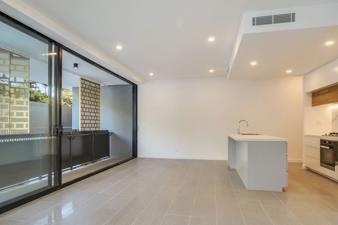 Picture of 204/25 Florence Street, TENERIFFE QLD 4005