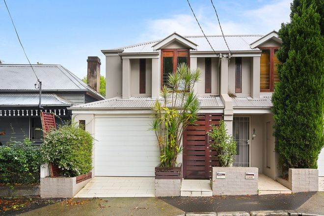 Picture of 43A Lawson Street, BALMAIN NSW 2041