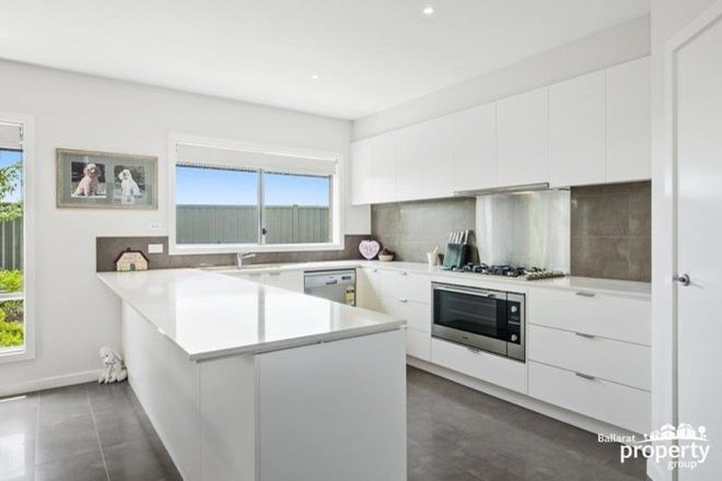 Picture of 14 Warburton Drive, LUCAS VIC 3350