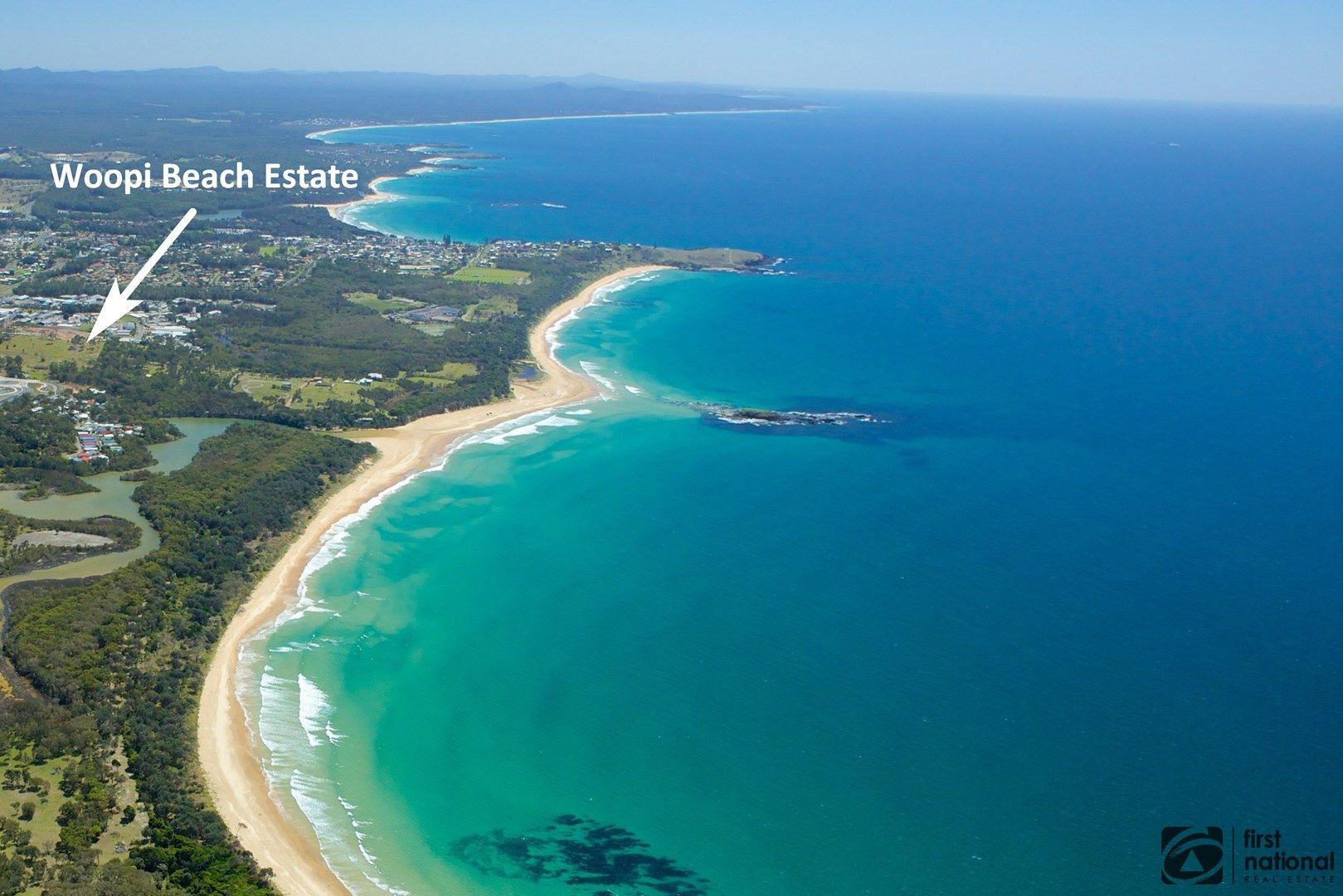 Lots 303-326 Woopi Beach Estate, Woolgoolga NSW 2456, Image 0
