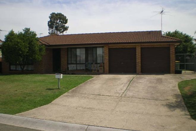 Picture of 87 Nineveh Crescent, GREENFIELD PARK NSW 2176