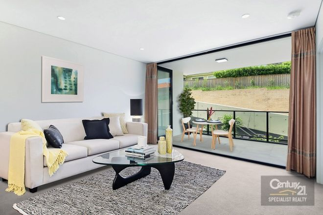 Picture of G13/86 Mobbs Lane, EASTWOOD NSW 2122