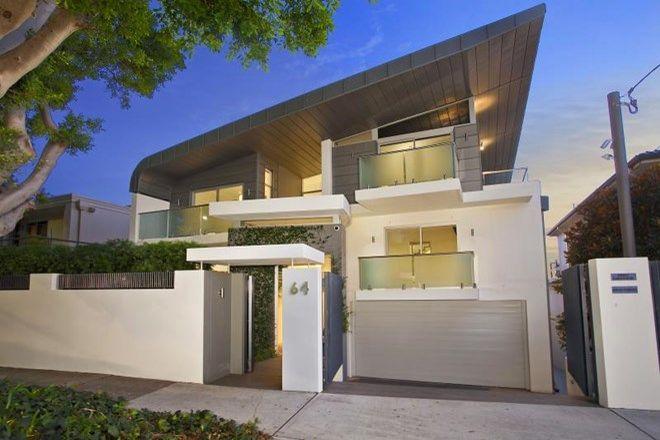 Picture of 64 Bellevue Road, BELLEVUE HILL NSW 2023