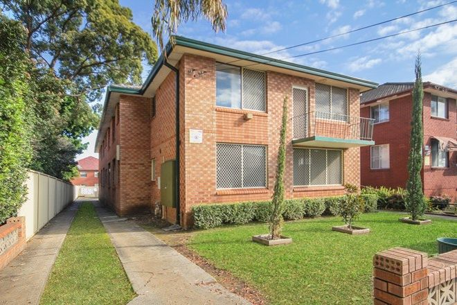 Picture of 4/17 Drummond Street, BELMORE NSW 2192