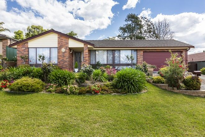 Picture of 16 Chisholm Crescent, BLAXLAND NSW 2774