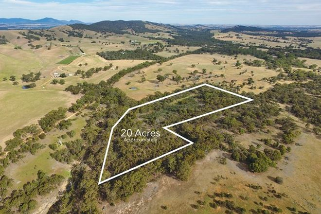 Picture of CA31 Scrub Road, NORVAL VIC 3377