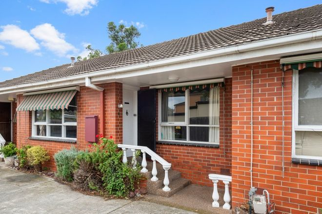 Picture of Unit 3/507 South Rd, BENTLEIGH VIC 3204