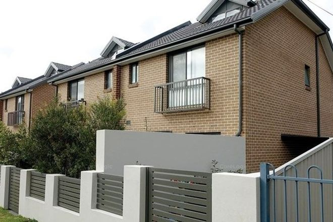 Picture of #5 8 Chestnut avenue, TELOPEA NSW 2117