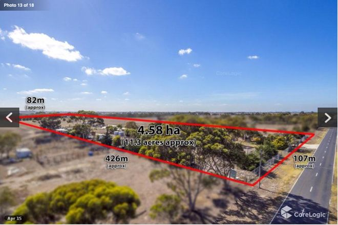 Picture of 1286 Dohertys Road, TARNEIT VIC 3029
