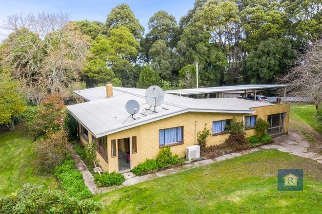 Picture of 470 Amiets Road, WYELANGTA VIC 3237