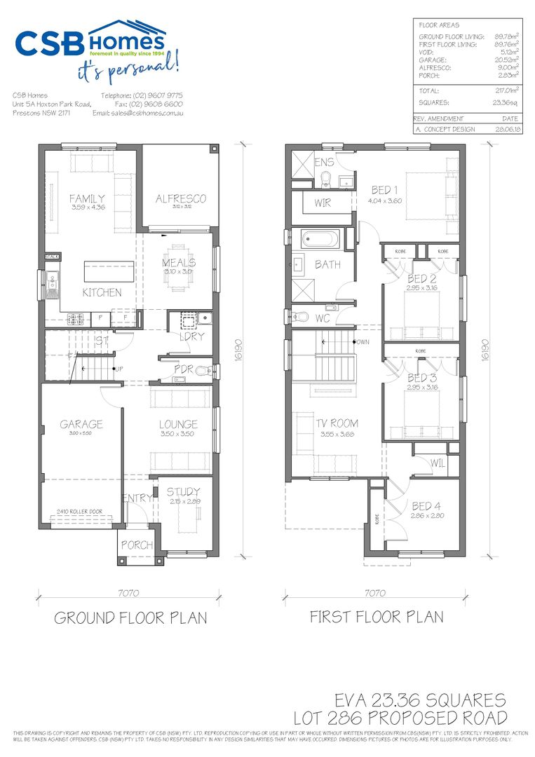 Lot 286 Clearfield Avenue, Austral NSW 2179, Image 1