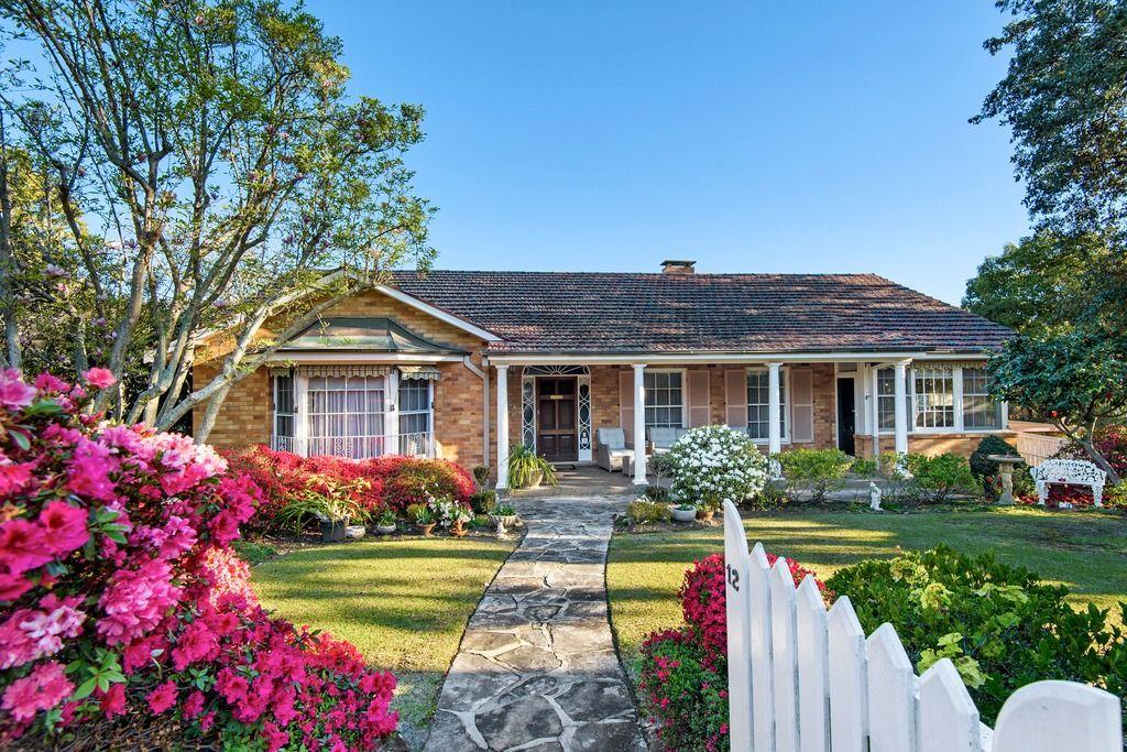 12 Stuart Street, Wahroonga NSW 2076 - House For Sale