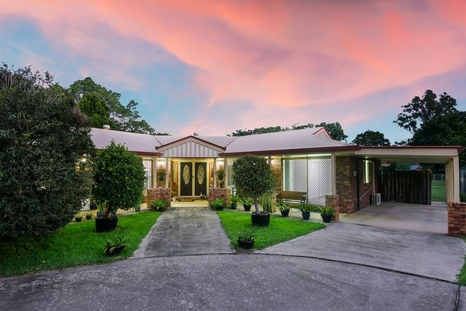 Picture of 24 Mountaintrack Drive, WAMURAN QLD 4512