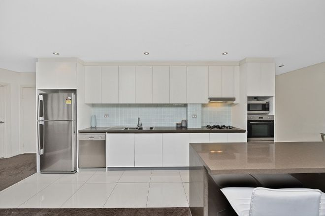 Picture of 30/1-5 Mercer Street, CASTLE HILL NSW 2154