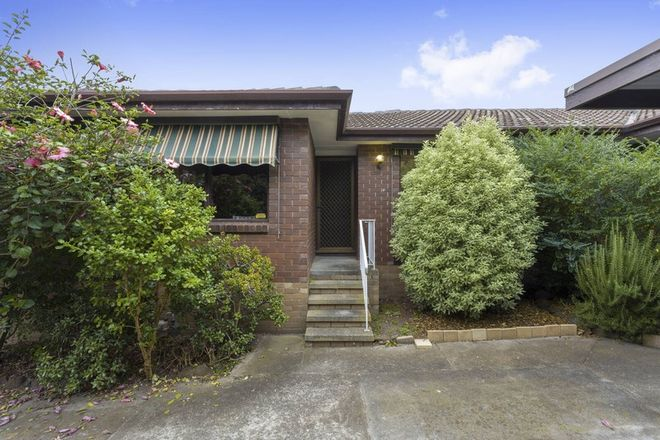 Picture of 3/2B Scotts Street, BENTLEIGH VIC 3204