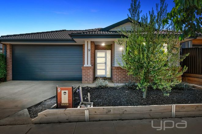 Picture of 9 Cobble Street, COBBLEBANK VIC 3338