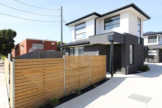 Picture of 1/20 Bosquet Street, MAIDSTONE VIC 3012