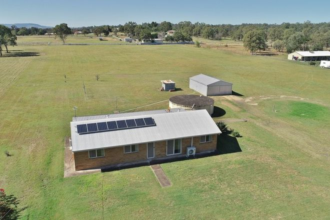 Picture of 98 Staatz Quarry Rd, REGENCY DOWNS QLD 4341