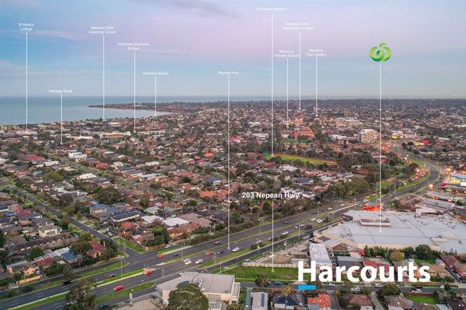 Picture of 203 Nepean Highway, MENTONE VIC 3194