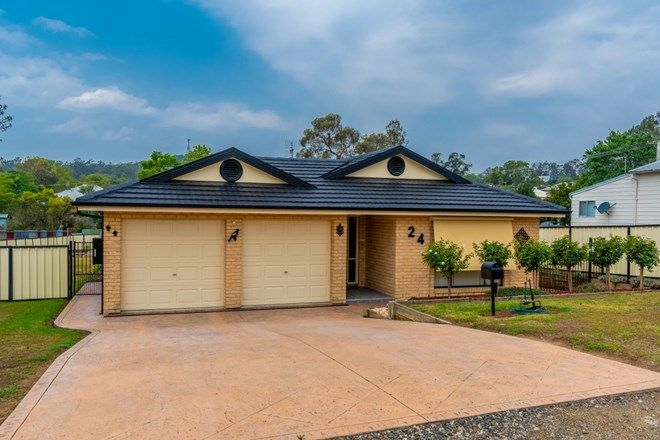 Picture of 24 Frances Street, PAXTON NSW 2325