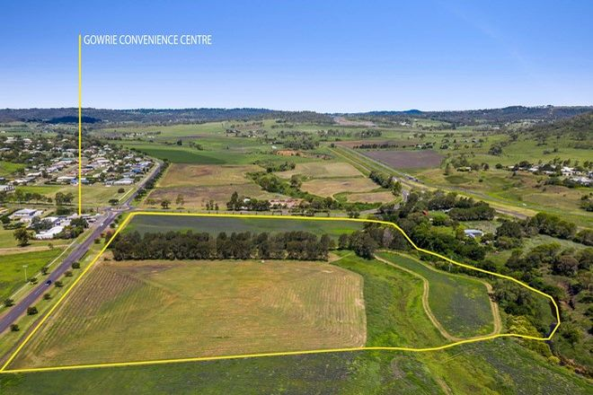 Picture of Lot 38 Cnr Old Homebush and Gowrie Lilyvale Roads, GOWRIE JUNCTION QLD 4352