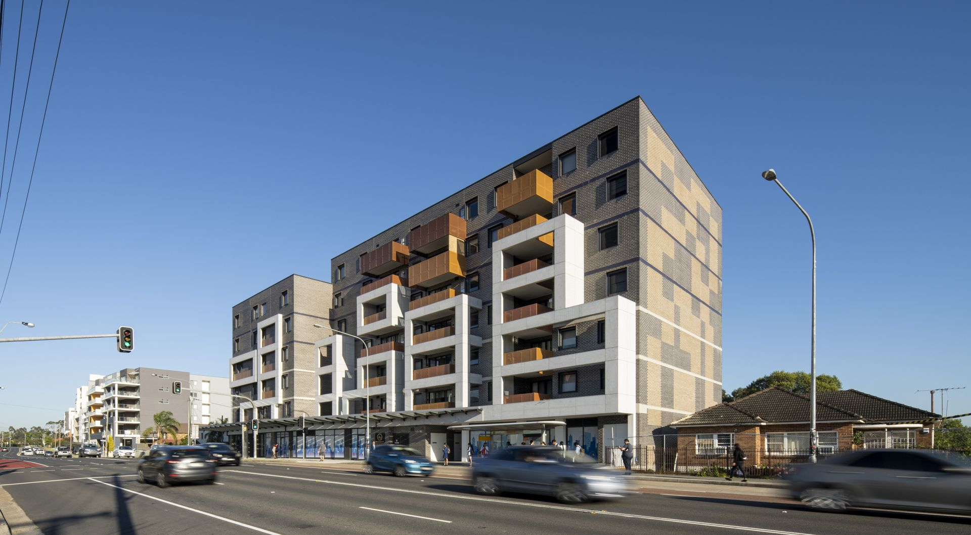 206/148 Great Western High Way, Westmead NSW 2145, Image 0