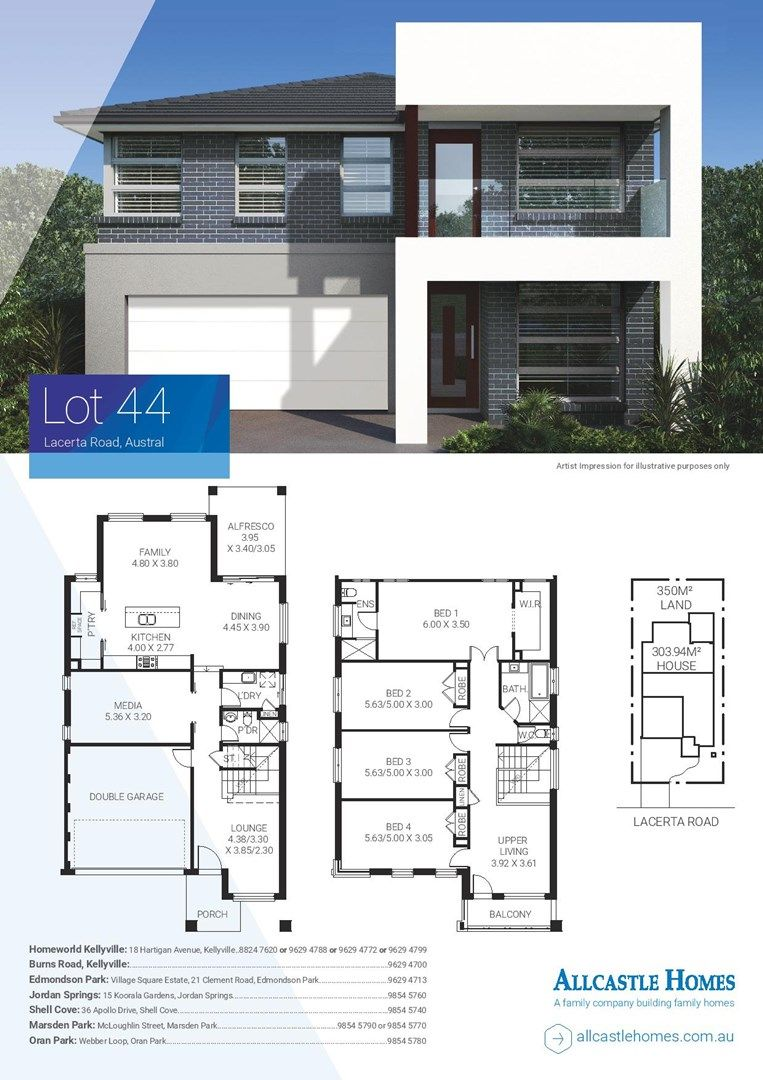 Lot 44 Lacerta Road, Austral NSW 2179, Image 1