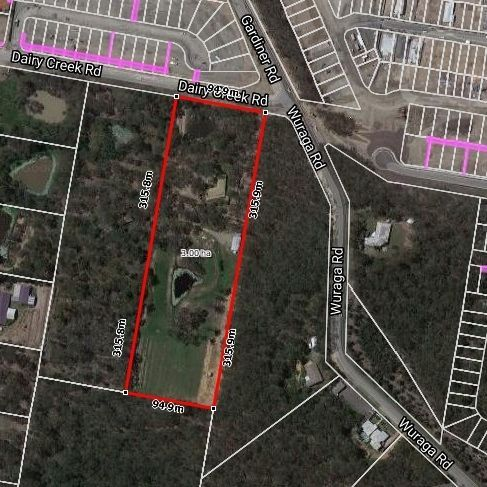 319-321 Dairy Creek Road, Bahrs Scrub QLD 4207, Image 1