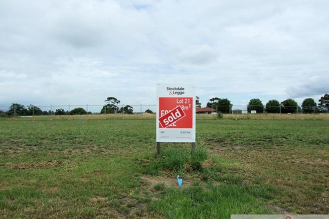 Picture of Lot 21 Applebox Place, NEWBOROUGH VIC 3825