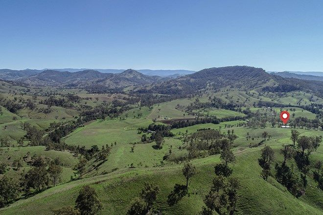 Picture of 1125 Paterson River Road, GRESFORD NSW 2311
