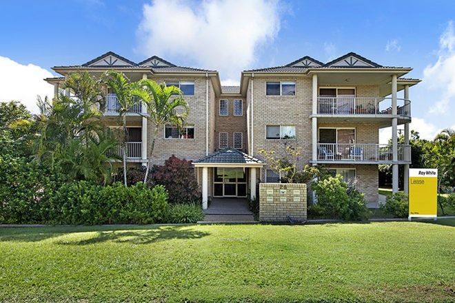 Picture of 4/28 Flavelle Street, CARINA QLD 4152