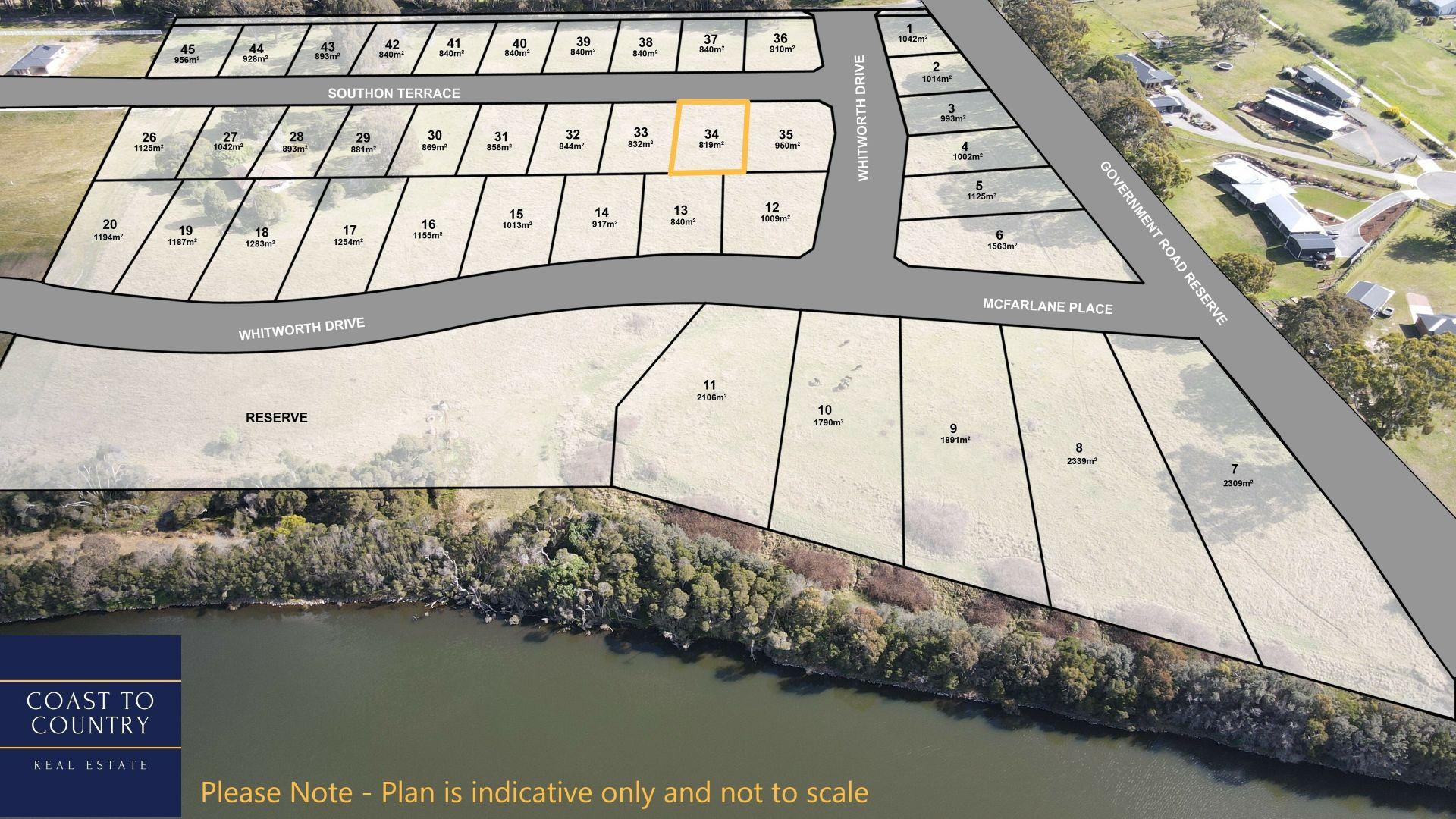 Lot 34 Southon Terrace, Nicholson VIC 3882, Image 2