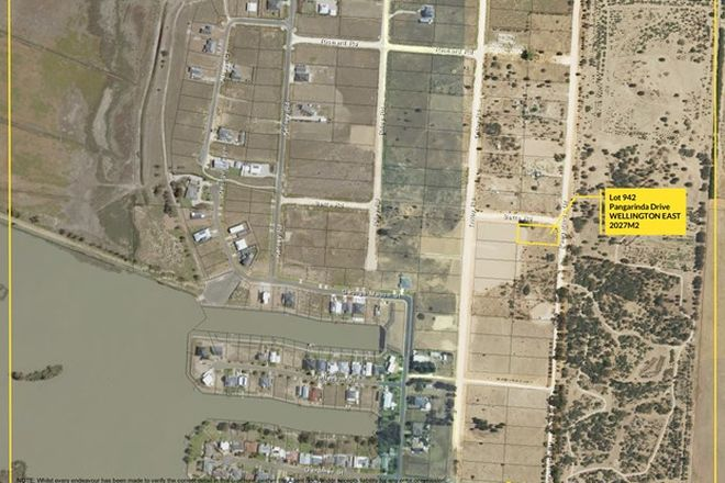 Picture of Lot 942 Pangarinda Drive, WELLINGTON EAST SA 5259