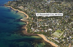 Picture of 47 Rosserdale Crescent, Mount Eliza VIC 3930