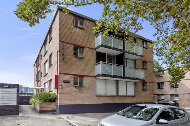 Picture of 2/14-18 SHEEHY STREET, GLEBE NSW 2037