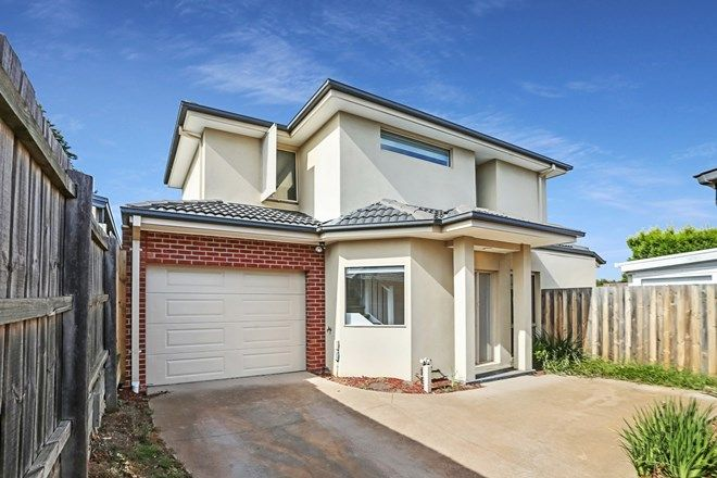 Picture of 2/12 Beverley Street, SCORESBY VIC 3179
