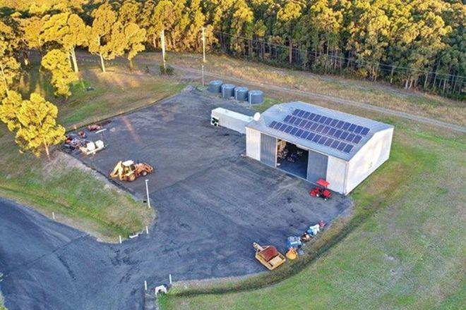 Picture of 402 Pindimar Road, TEA GARDENS NSW 2324