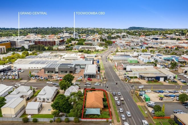 Picture of 35 Clifford Street, TOOWOOMBA CITY QLD 4350