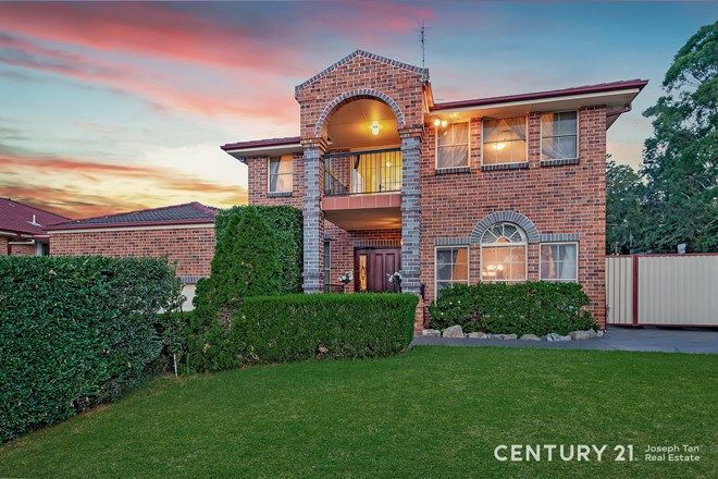 Picture of 61 Doulton Drive, CHERRYBROOK NSW 2126