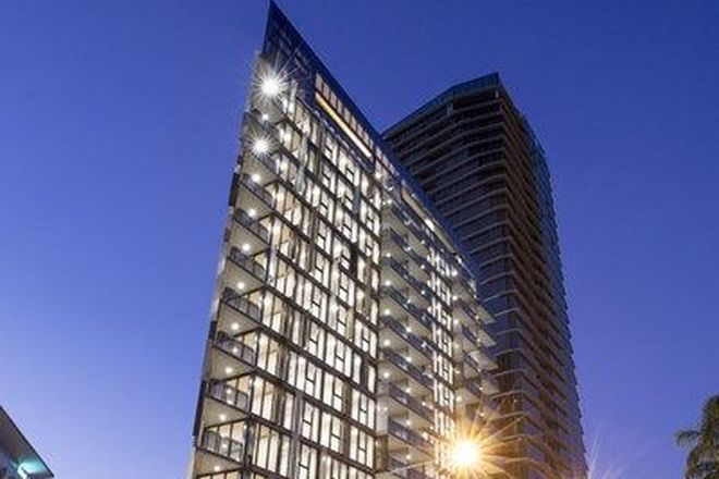 Picture of 13206/1 Cordelia Street, SOUTH BRISBANE QLD 4101