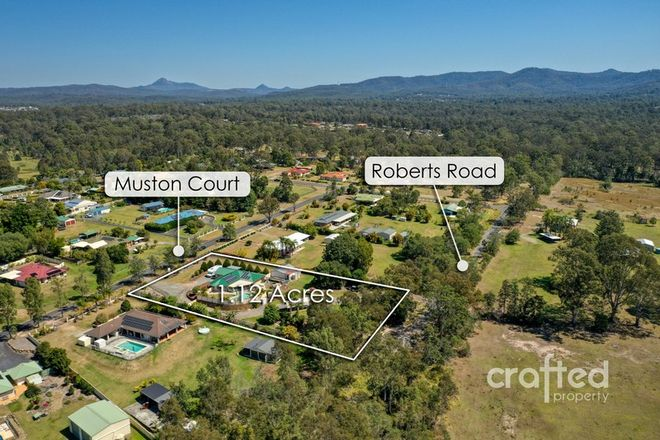 Picture of 14 Muston Court, GREENBANK QLD 4124