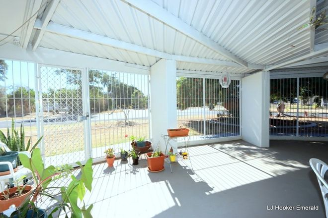 Picture of 16 Old Airport Drive, EMERALD QLD 4720