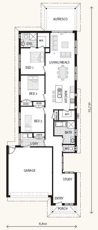 Lot 36 Oskar Court (177-183 Ahern Road), Pakenham VIC 3810, Image 2