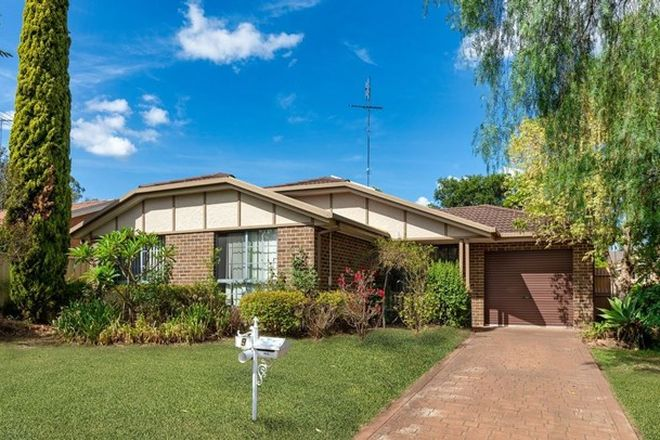 Picture of 9 Devlin Place, QUAKERS HILL NSW 2763
