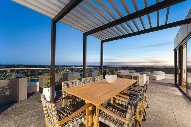 Picture of Penthouse/222 Bay Road, SANDRINGHAM VIC 3191