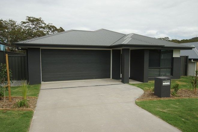 Picture of 14 Sandcastle Drive, SANDY BEACH NSW 2456
