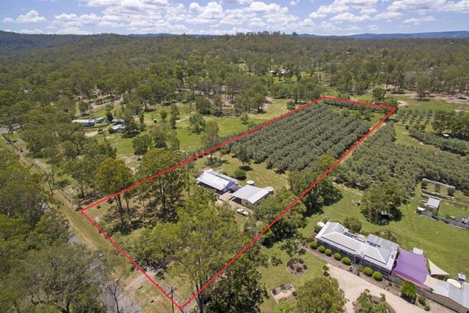 Picture of 140 Costellos Road, UPPER LOCKYER QLD 4352