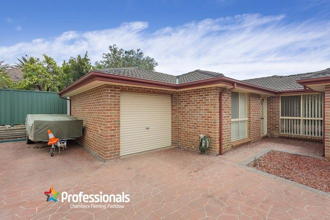 Picture of 5/95 Mackenzie Street, REVESBY NSW 2212
