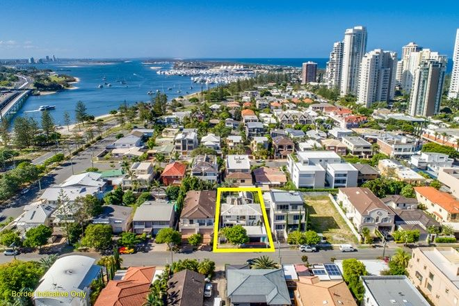 Picture of 47 Cronin Avenue, MAIN BEACH QLD 4217