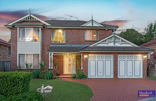 Picture of 22 Belltree Crescent, Castle Hill NSW 2154